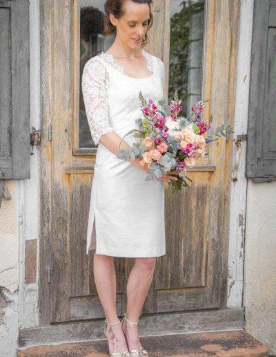 Brautkleid Janna mit abnehmbarem Rock (1)